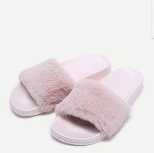 Blush Color Soft Sole Slippers